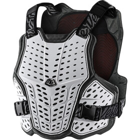 Troy Lee Designs Rockfight CE Flex Chest Protector, white